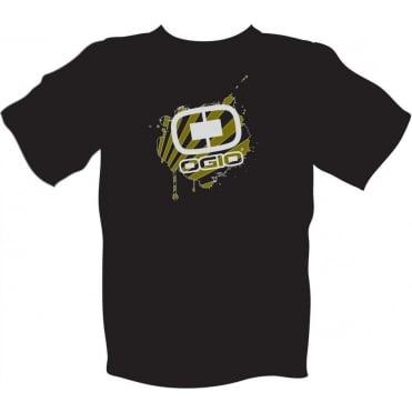 Ogio Pollock S/S T-Shirt - Black