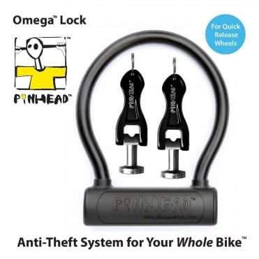 Omega Shackle Lock