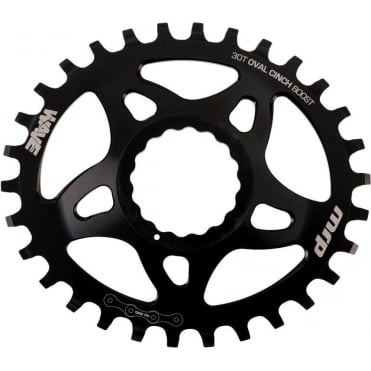 Oval Wave Race Face Cinch Chainring