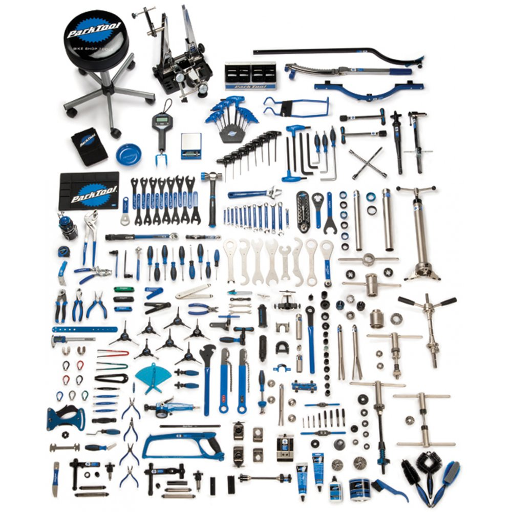 Park Tool MK8 - Master Mechanic Tool Set | Triton Cycles | title | park tool sets