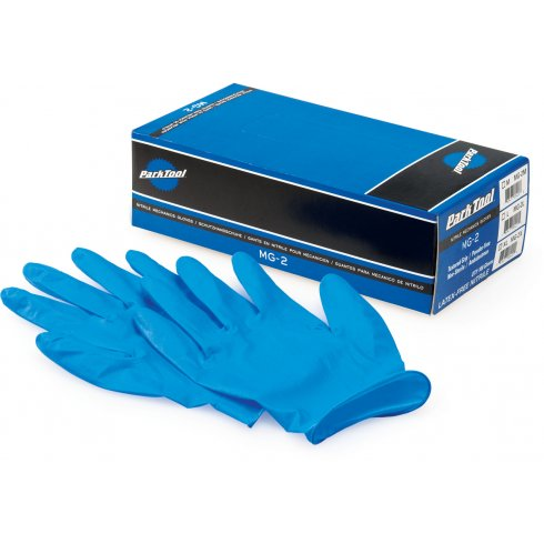 Park Tool Nitrile Mechanics Gloves
