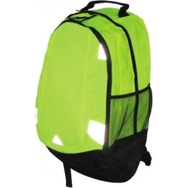 Passport Hi-Vis Cycling Backpack