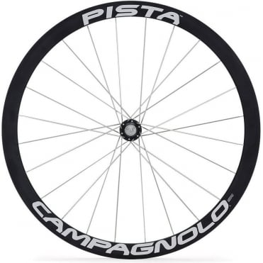 Pista Tubular Single Fixed Rear Wheel