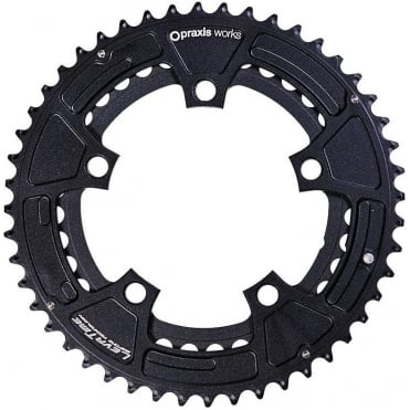CX Double 110BCD Chainring