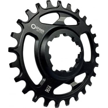 Direct Mount Wide/Narrow Chainring