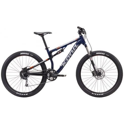 Kona Precept 120 Mountain Bike 2017