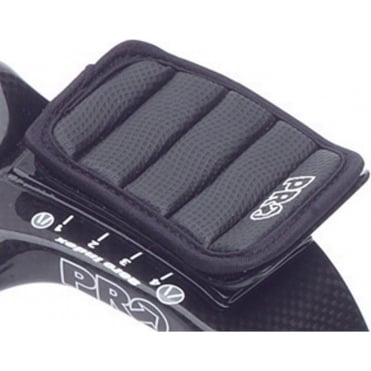 Pro Missile Aerobar Gel Arm Rests - small for drop style aerobar - 5 mm