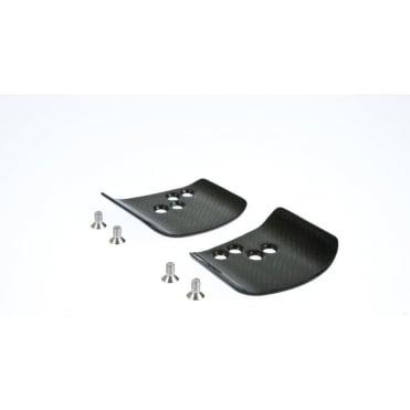 Pro Missile Carbon Time Trial Bar Armrest Set - Small