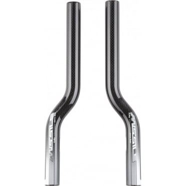 Missile Carbon Time Trial S-Bend Extension Bar