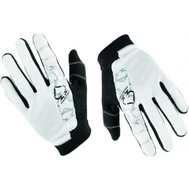 Pro-Tec Hi-5 Cycling Gloves - White