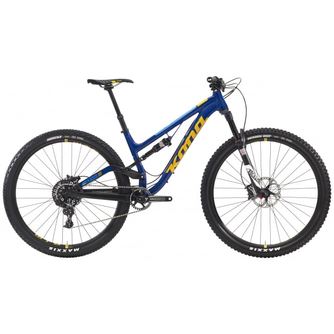 Kona Process 111 DL Mountain Bike 2016