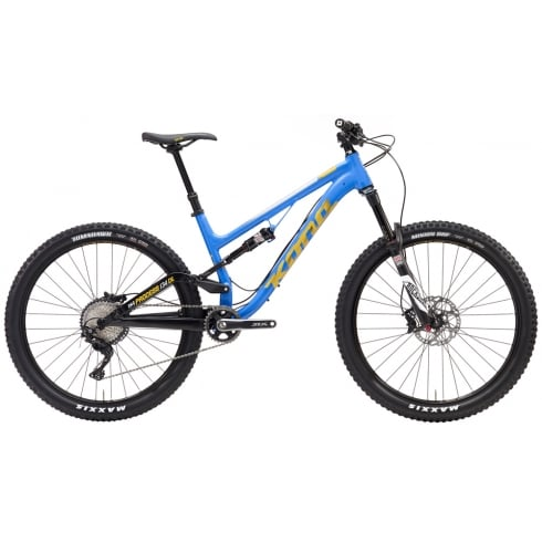 Kona Process 134 DL Mountain Bike 2017