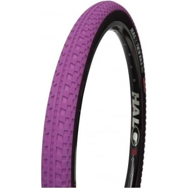 Purple Twin Rail 26x2.2 Tyre