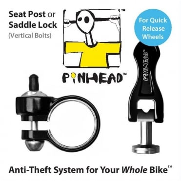 QR Seatpost/Saddle Lock