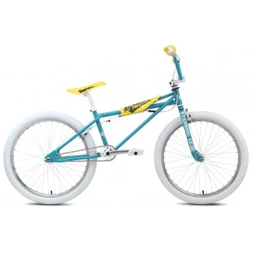 "Quadangle Freestyle 24"" BMX Bike 2015"