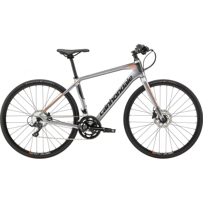 Cannondale Quick Carbon 2 Urban Bike 2018