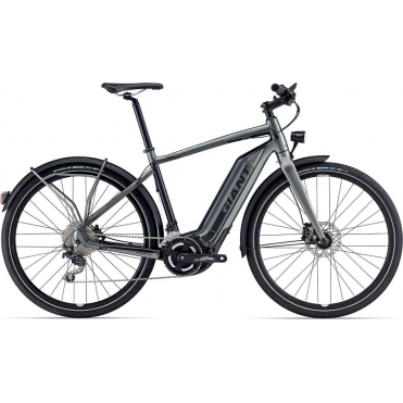 Giant Quick E+ Electric Hybrid Bike 2017