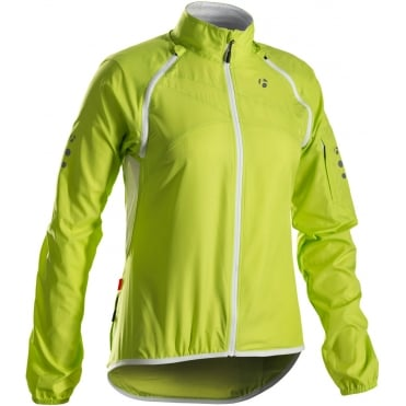 Race Convertible Windshell Women's Cycling Jacket