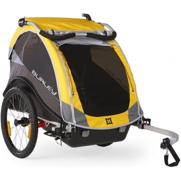 Burley Rental Cub Bicycle Trailer