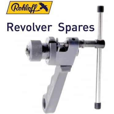 Revolver 3 Spare - Spindle with pin and handle