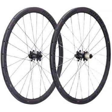 Ritchey WCS Apex 36 Disc Tubular Road Wheelset