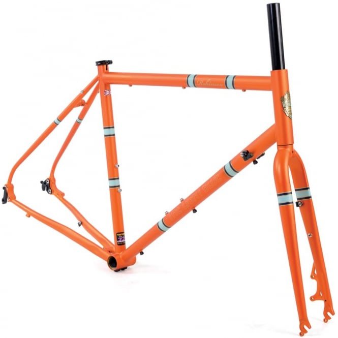 Light Blue Robinson Frameset