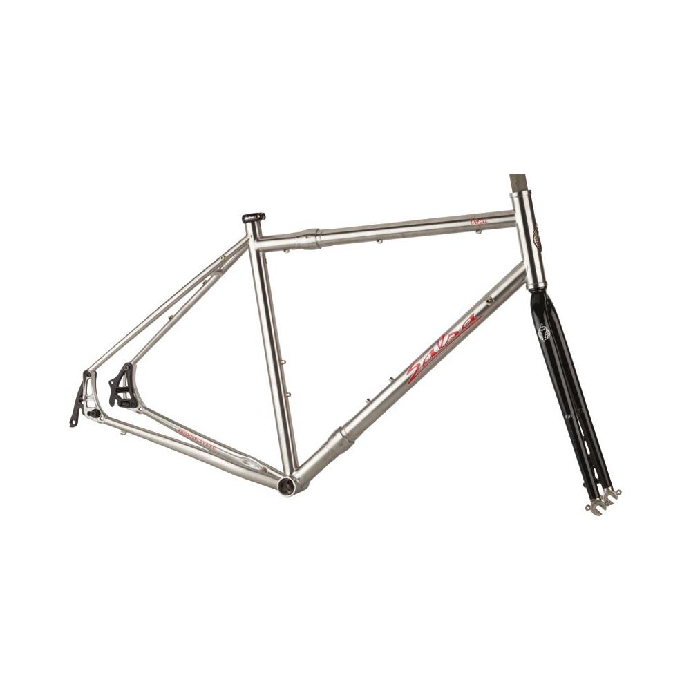 Salsa Salsa Vaya Travel Touring Bike Frameset - Frames & Forks from ...