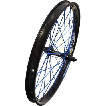 Salt Custom Front BMX Wheel - Black