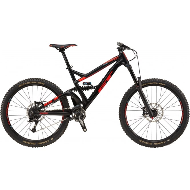 GT Sanction Comp Mountain Bike 2018