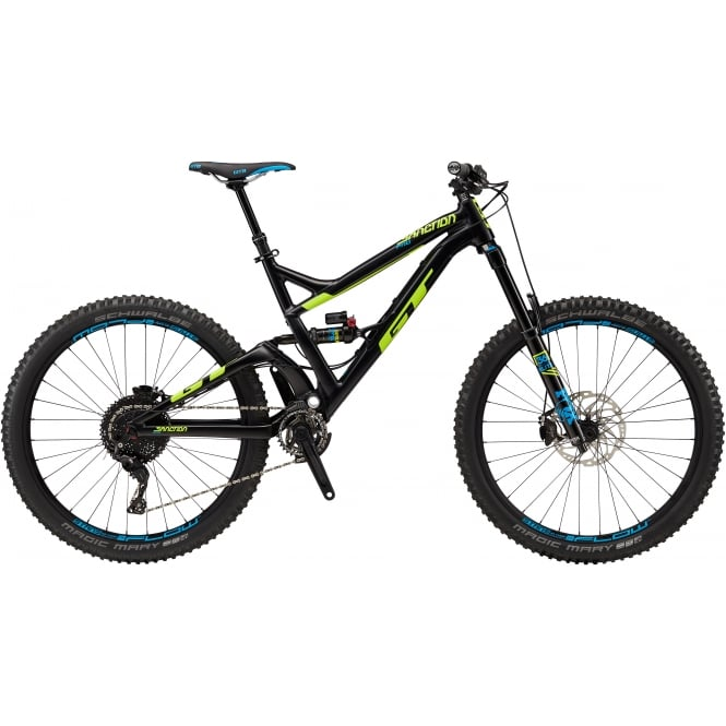 GT Sanction Pro Mountain Bike 2018