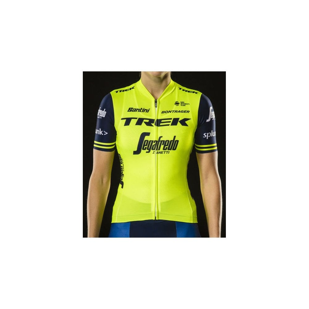 0bc6ed2b0 Trek-Segafredo Women  039 s Team Replica Cycling Jersey