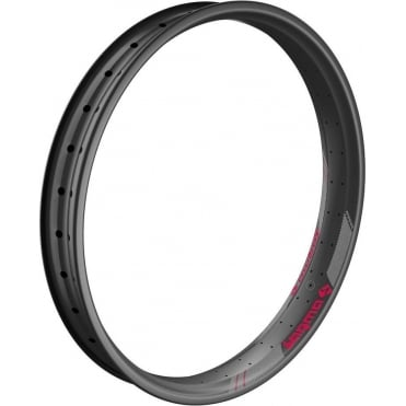 "Naran 80mm Carbon 26"" Fat Bike Rim - Pair"