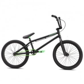 Se Everyday BMX Bike - Matte Black