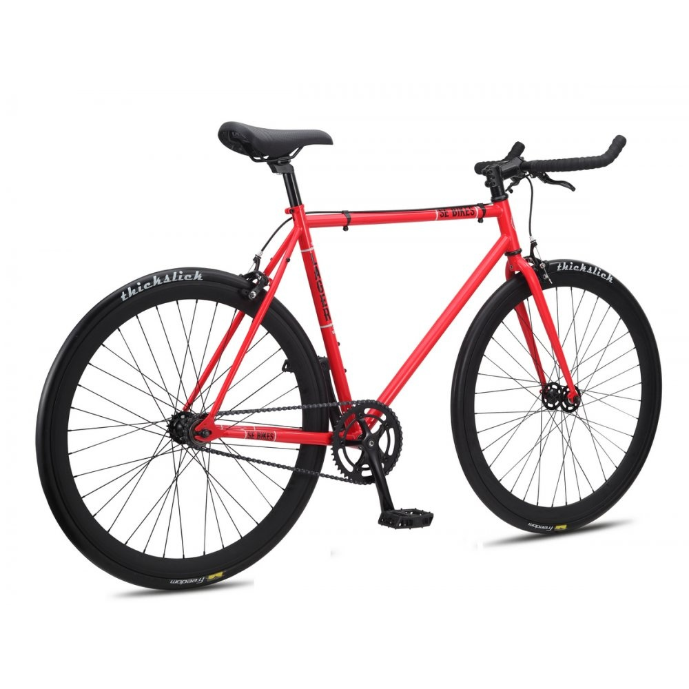 Bikes › Singlespeed › Se › Se Lager Single Speed Bike 2015 - Red ...