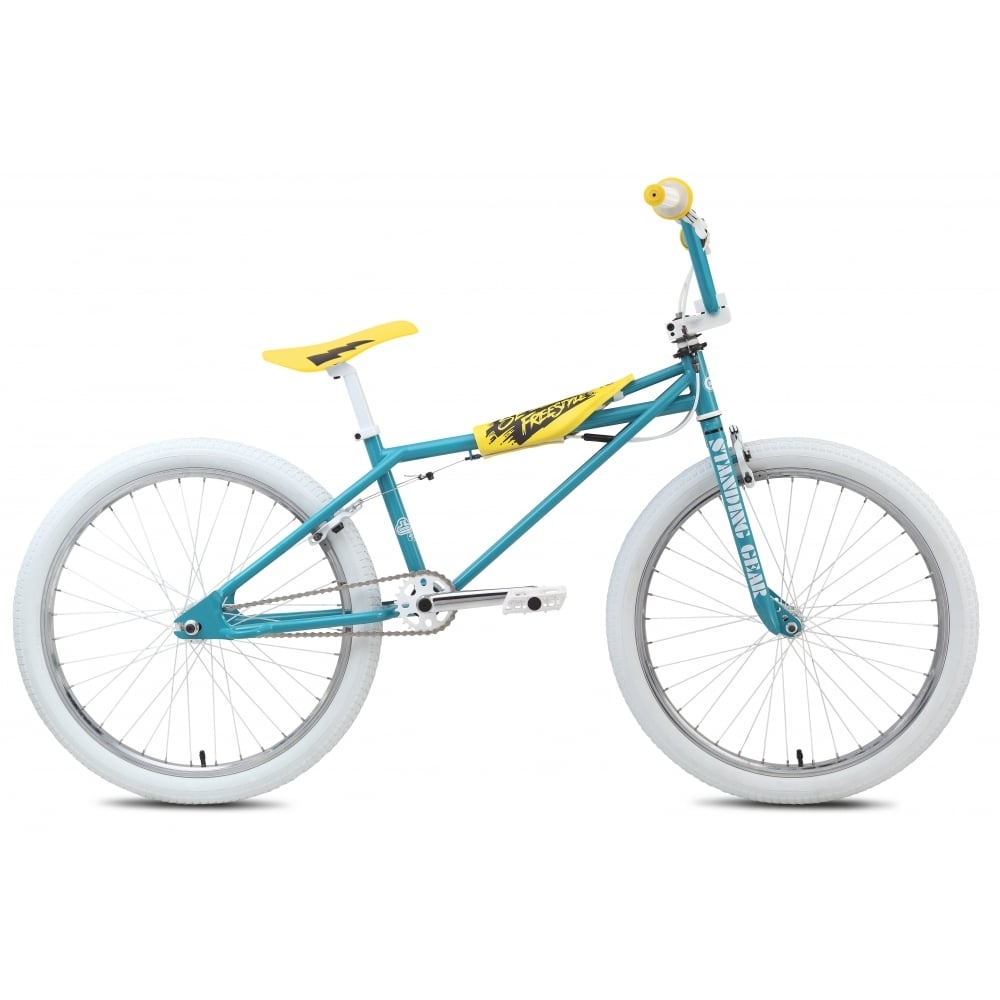 Se Quadangle Freestyle 24 Bmx Bike 2015 Triton Cycles
