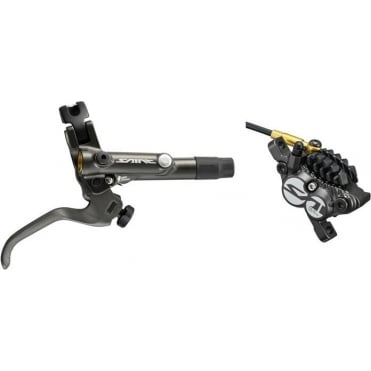 Shimano BR-M820 Saint Bled I-Spec-B Compatible Brake with Post Mount Calliper