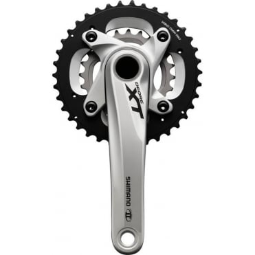 Shimano FC-M785 10-speed XT HollowTech II Chainset - 38 / 24T