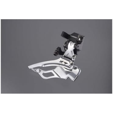 FD-M771 XT Front Derailleur - Dual-Pull - Direct-Fit - Conventional Swing
