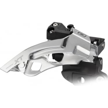 Shimano FD-M780-A XT 10-Speed Triple Front Derailleur - E-Type - Dual-Pull