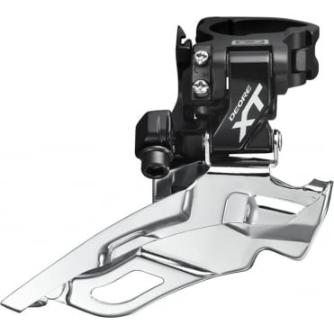 FD-M781-A XT 10-Speed Triple Front Derailleur - Conventional Swing