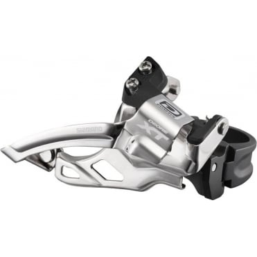 FD-M785 XT 10-Speed Double Front Derailleur - Top Swing - Dual-Pull