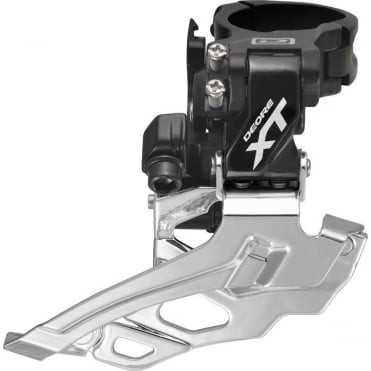 FD-M786 XT 10-Speed Double Front Derailleur - Conventional Swing