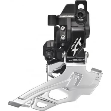 FD-M786 XT 10-Speed Double Front Derailleur - Direct-Fit - Dual-Pull