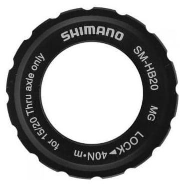 Shimano HB20 Centerlock Disc Rotor Lockring