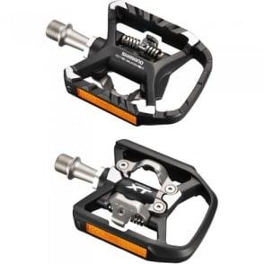 Shimano PD-T780 XT MTB SPD Trekking Pedals - Single-Sided Mechanism