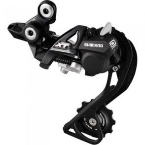 Shimano RD-M786 XT 10-Speed Shadow Design Rear Derailleur - GS - Top Normal