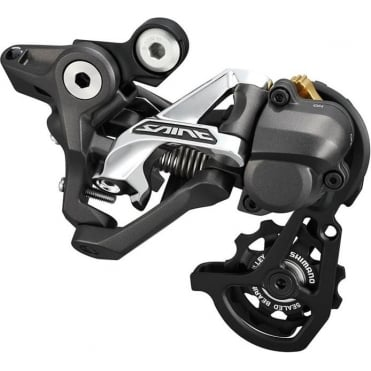 RD-M820 Saint 10-speed Shadow Design Rear Derailleur, SS, top Normal