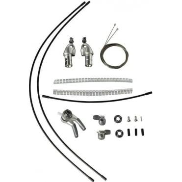 Shimano SL-6480 Ultegra 8-Speed Bar End Shifters