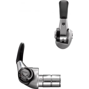 Shimano SL-7700 Dura-Ace 9-Speed Bar End Shifters With Adjuster