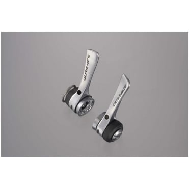 Shimano SL-7900 Dura-Ace 10-Speed Braze-On Down Tube Shifters